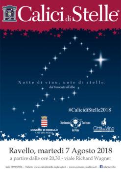 Ravello Calici Di Stelle Comune Di Ravello