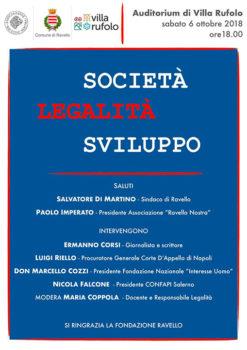 Società Legalità Sviluppo