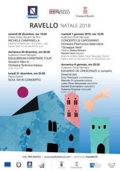 Ravello Natale 2018