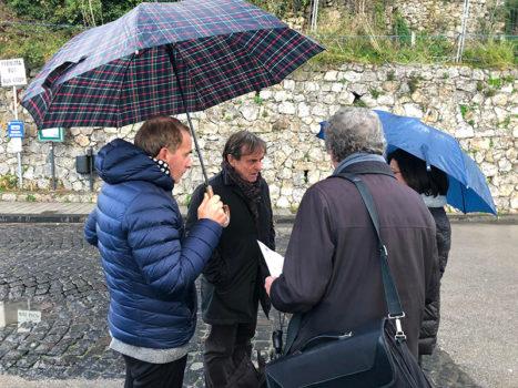 Ravello – Riparte il cantiere a Palazzo Episcopio. In settimana al via i lavori