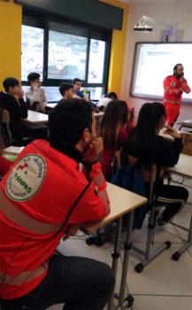 A Ravello alunni a lezione di protezione civile. Al via il progetto di autoprotezione e conoscenza