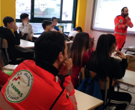 Si conclude domani il progetto di Protezione Civile promosso nelle scuole