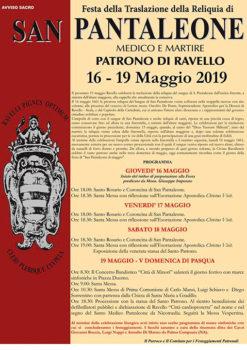 Festa della Traslazione della Reliquia di San Pantaleone