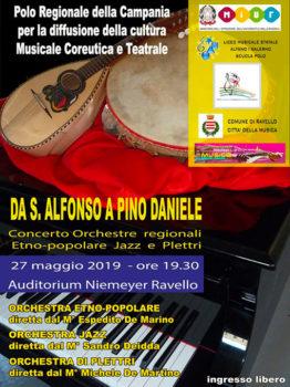 Da S. Alfonso a Pino Daniele