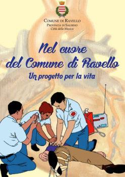 """Ravello """"Città cardioprotetta"""""""
