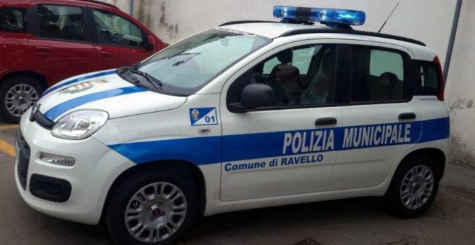 Ravello – Controlli della Polizia Municipale per favorire il corretto conferimento dei rifiuti. Elevate nuove sanzioni