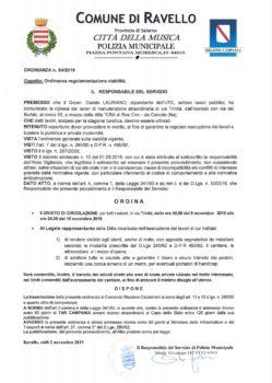 Ordinanza n°54/2019