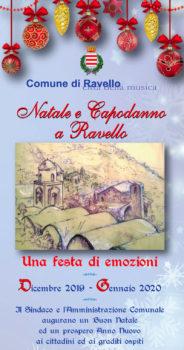 Natale e Capodanno a Ravello