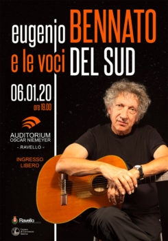Eugenio Bennato e le voci del sud