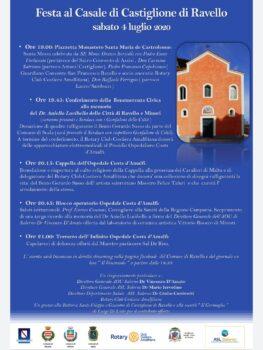 Festa al Casale di Castiglione di Ravello